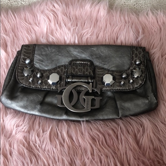 💗2 for $15 Glamour and Glam Guess Clutch Bag